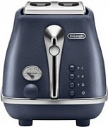 Тостер DeLonghi Icona Elements CTOE 2103.BL